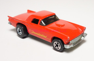 Hot Wheels Prototype of 57 Thunderbird
