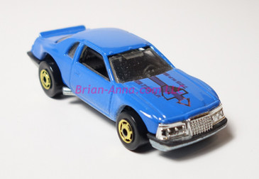 Hot Wheels Prototype Thunderburner in a paint & tampo sample that was never released.