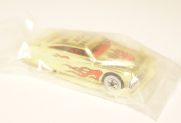 Hot Wheels 1992 New York Toy Fair featuring the Hot Wheels Purple Passion in Gold Chrome