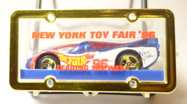 Hot Wheels 1996 New York Toy Fair Hot Wheels featuring the Power Piston