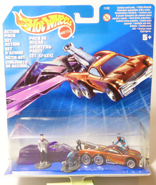 Hot Wheels International Action Pack - Towing 2010.