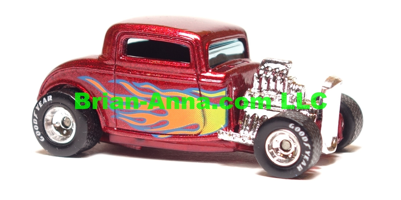 Hot Wheels Firebird Raceway 32 Ford Hot Rod