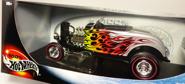 Hot Wheels Newsletter 16th Collectors Convention 1/18 100% '32 Ford Roadster from show held in Irvine California back in 2002