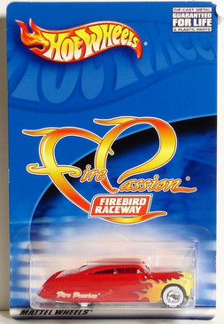 Hot Wheels Firebird Raceway