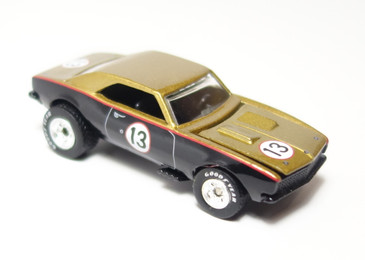 Hot Wheels Limited Edition '68 Camaro Smokey Yunick Edelbrock