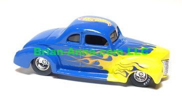 Hot Wheels '40 Ford Coupe in Blue Tomart's Exclusive  Limited Edition