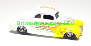 '40 Ford Coupe in White Tomart's Exclusive Limited Edition Hot Wheels