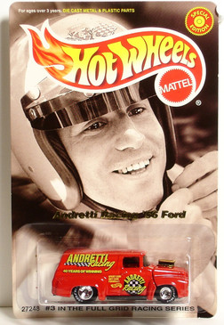 Mario Andretti Racing '56 Ford Limited Edition Hot Wheels