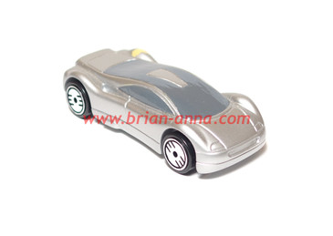 Hot Wheels Avus Quattro Resin Body Prototype with wheels