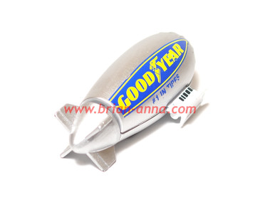 Hot Wheels Goodyear Blimp Prototype