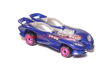 Hot Wheels Prototype Splittin Image II with Silver Painted Canopy, Resin