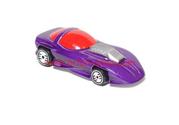 Hot Wheels Prototype Silhouette in Purple with hand painted canopy, Resin body