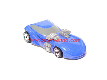 Hot Wheels Twin Mill II Resin Prototype in Blue