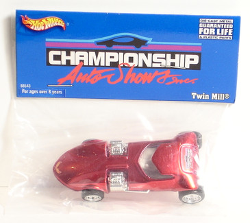 Hot Wheels Twin Mill Event Car for Championship Auto Shows