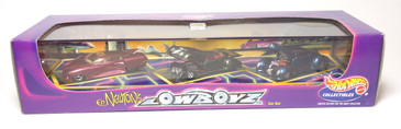 Hot Wheels Ed Newton's Low Boyz 3-car set, issued back in 2000