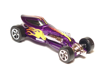 Hot Wheels Sweet 16 II in Purple with flames, Toys R Us Promo from 1999, mint loose