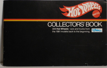 Hot Wheels 1981 Collectors Book