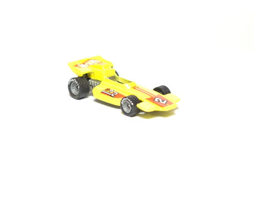 Hot Wheels Lightning Gold with GYG Real Riders, loose (x-508)