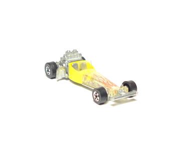Hot Wheels Odd Rod, Yellow, Hong Kong, great condition, loose