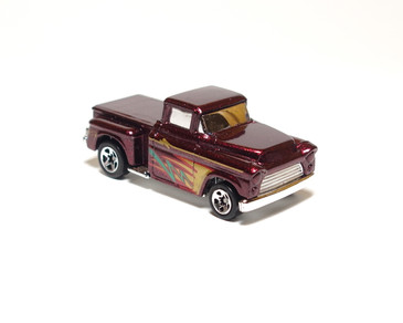 Hot Wheels '56 Flashsider with 5spk wheels, Steel Stamp Series, loose