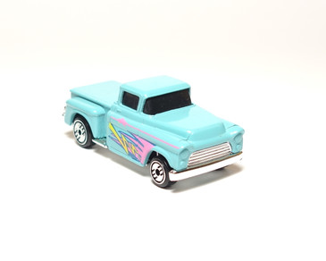Hot Wheels vintage '56 Flashsider, Turquoise