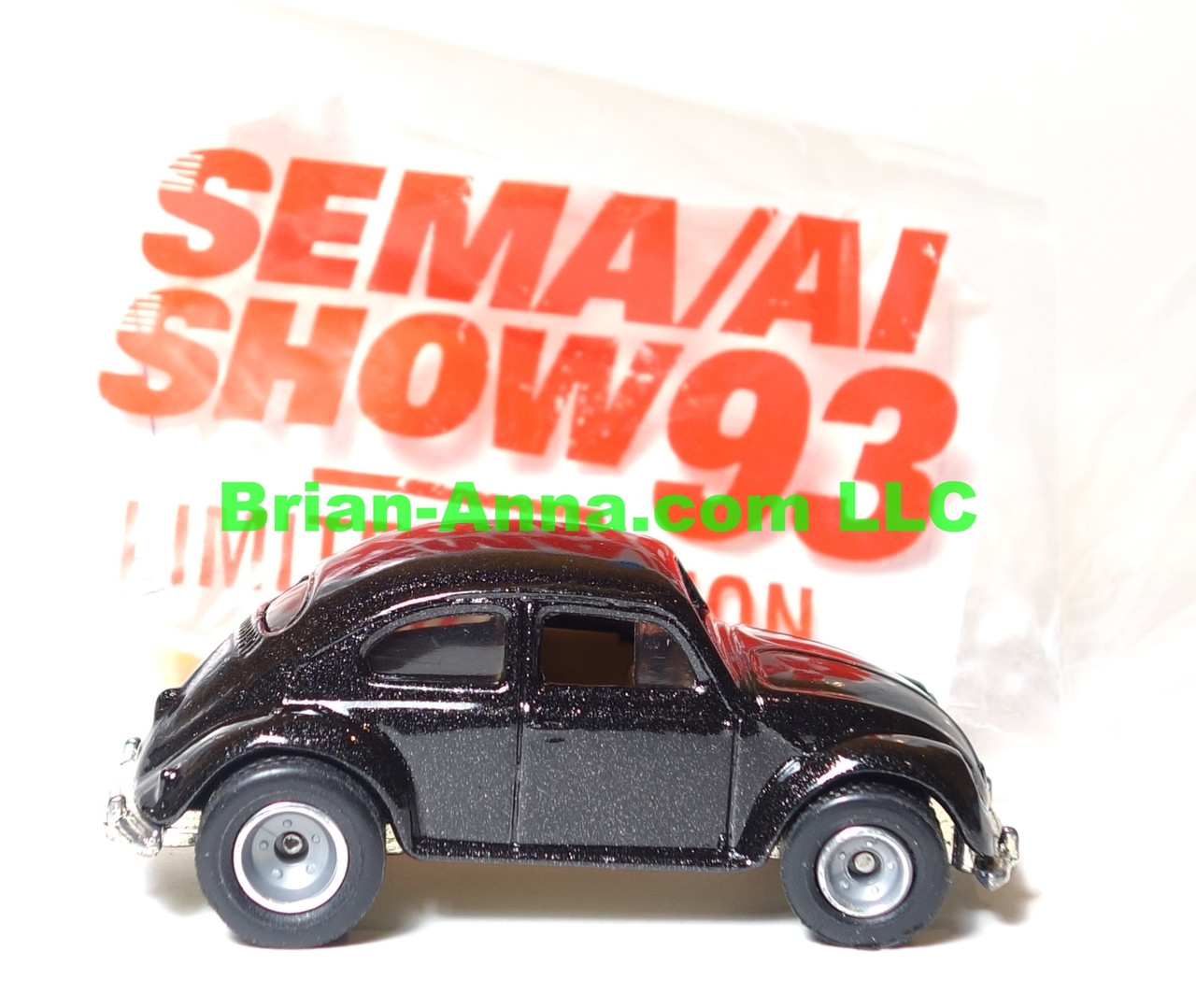 Hot Wheels 1993 SEMA Show Volkswagen Beetle promotional
