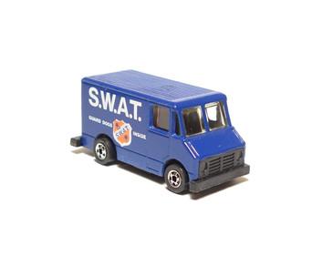 Hot Wheels S.W.A.T Van Scene Machine, loose