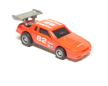Hot Wheels Power Command Red Chevy Stocker, loose