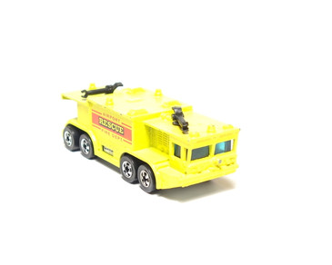 Hot Wheels Airport Rescue with Blackwall Wheels, loose
