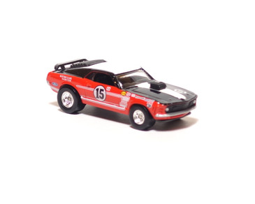 Hot Wheels Parnelli Jones 1970 Mustang Mach 1 Limited Edition