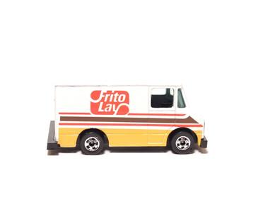 Hot Wheels Frito Lay Delivery Van mint loose