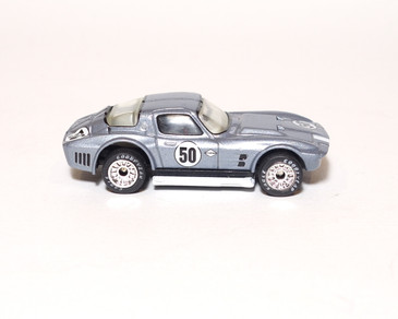 Matchbox Premiere Collection Corvette Grand Sport in Silver, mint loose