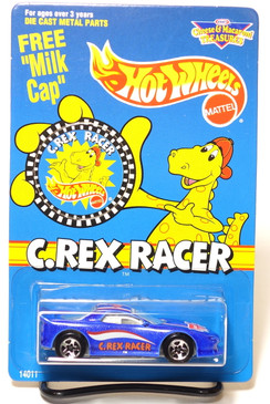Hot Wheels Kraft Mac & Cheese Exclusive C Rex Racer 93 Camaro MOC