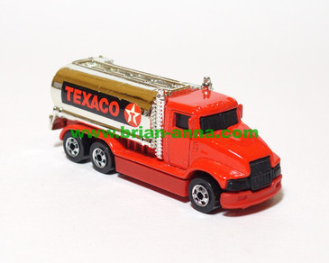 Hot Wheels Texaco Tanker Black Windows Pre-Production Prototype