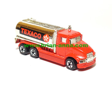 Hot Wheels Texaco Tanker Chrome Windows Pre-Production Prototype