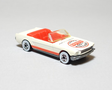 Hot Wheels Limited Edition Fisher Price '65 Mustang Convertible Birthday promo