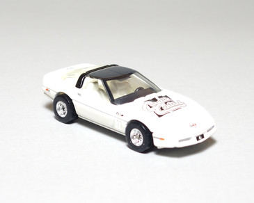 Hot Wheels Limited Edition Corvette Central Promo 1988 Corvette, loose
