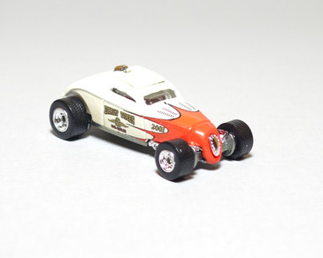 Early Times Car Club Soo Fast 2001 Limited Edition Hot Wheel in White, loose