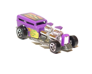 Early Times Car Club 1998 Way Too Fast Limited Edition Hot Wheel, loose