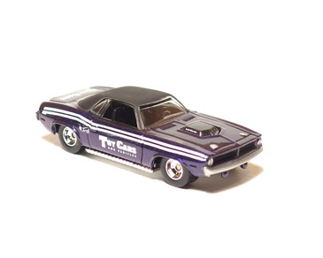 Toy Cars & Vehicles Magazine '70 Plymouth Barracuda Limited Edition Hot Wheel, loose