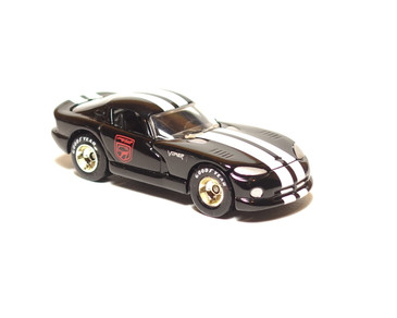 Viper Club of America Dodge Viper GTS in Black Limited Edition Hot Wheel, loose