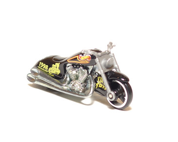 Chicagoland Toys for Tots Scorchin Scooter 1998 Limited Edition Hot Wheel, loose