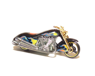 Jiffy Lube Scorchin Scooter 1998 Limited Edition Hot Wheel, loose