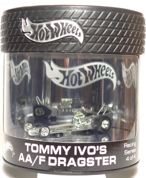 Hot Wheels Showcase Alternate Run, Racing Series, Tommy Ivo's AA/F Dragster