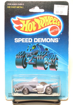 Hot Wheels Speed Demon Sharkruiser
