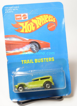 Hot Wheels Leo Mattel India Prowler in Green, unpunched card (MS3india-612)