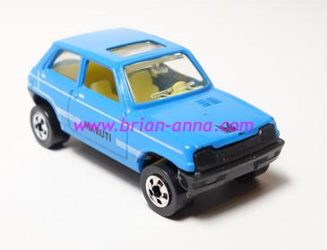 Hot Wheels Leo Mattel India, Maruti Suzuki Light Blue, LOOSE(MS3india-674)