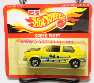 Hot Wheels Leo Mattel India, Hare Splitter in Yellow (MS3india-679)
