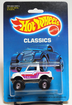 Hot Wheels Extras, '31 Doozie, non mint card card (ms3-601)