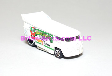 Hot Wheels Mattel Employee 1996 Christmas Bus, loose